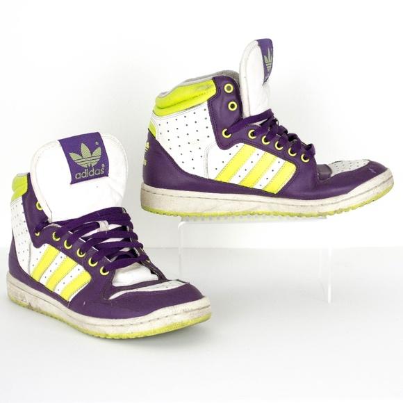 adidas Shoes   Adidas Purple White